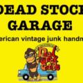 【雑貨店】05月15にOPENアメリカ雑貨「DEAD_STOCK_GARAGE」