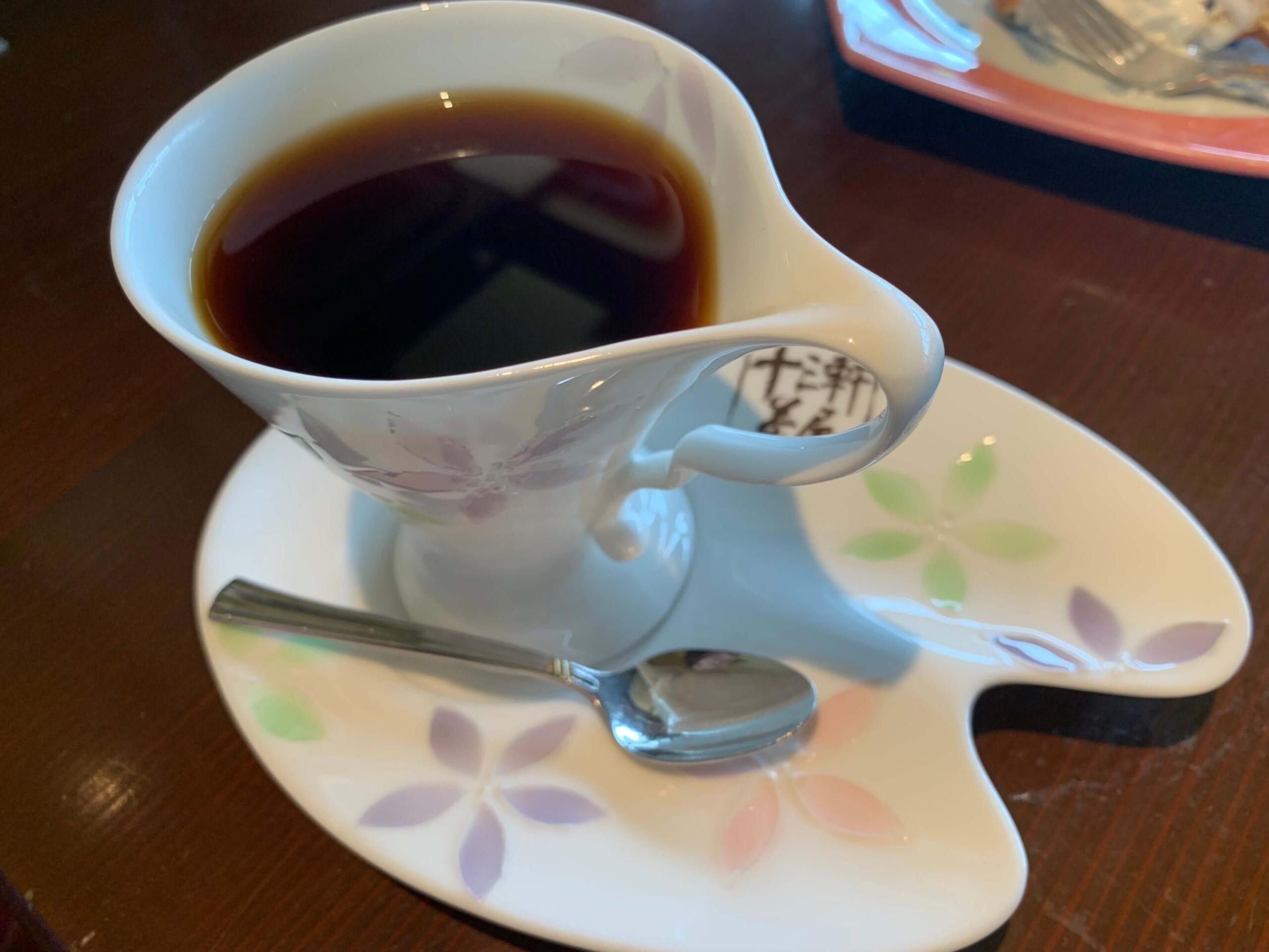 福山神辺町十三軒茶屋コーヒー
