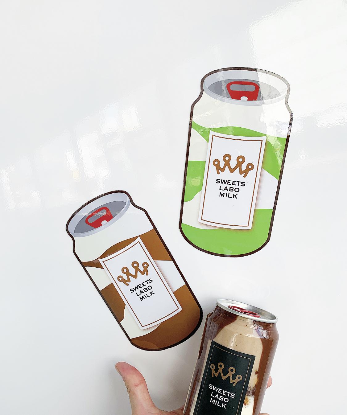 福山初スイーツ缶