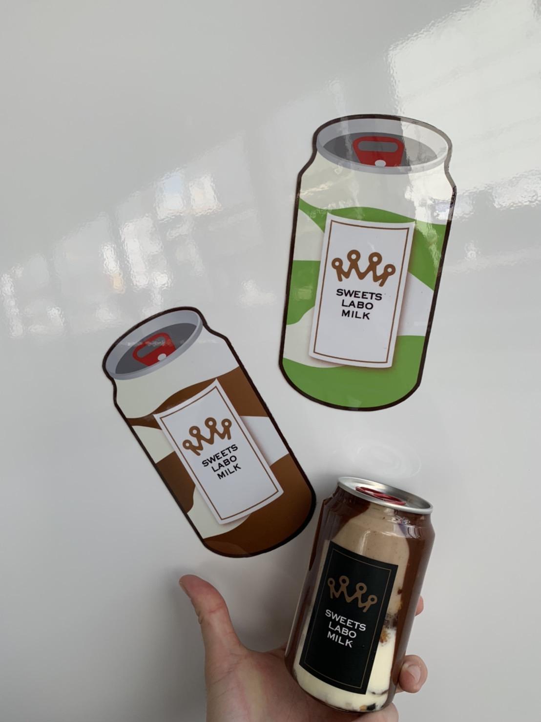 福山初上陸スイーツ缶